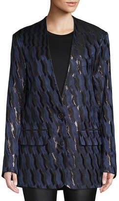 Dries Van Noten Brocade Suit Jacket