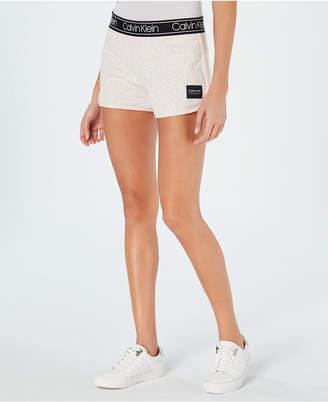 Calvin Klein Logo-Print Shorts