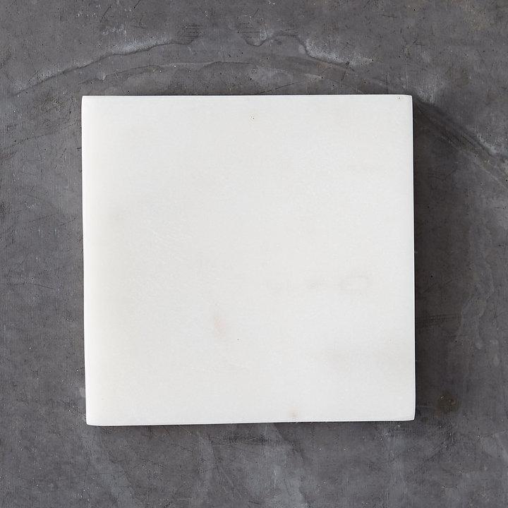 Marble Square Soap Dish
