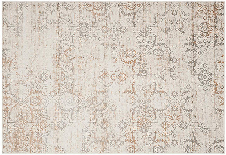 Selina Rug - Gray/Cream - 2'3