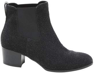 Hogan Leather boots