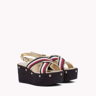 Tommy Hilfiger Star Stud Platform Sandal