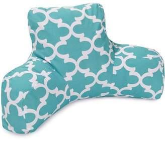 Majestic Home Goods Trellis Reading Pillow, Indoor/Outdoor