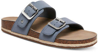 Madden-Girl Bundles Double-Band Footbed Sandals