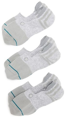 STANCE Super Invisible Socks 3 Pack $25 thestylecure.com