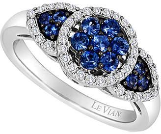 LeVian Le Vian 14K 0.72 Ct. Tw. Diamond & Gemstone Ring