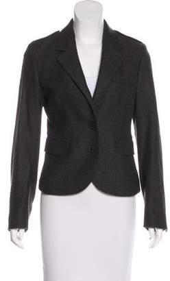 Burberry Wool Tailored Blazer