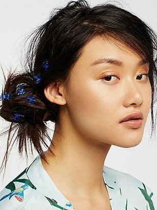 Bright Butterfly Clip 6-Pack by Free People $10 thestylecure.com