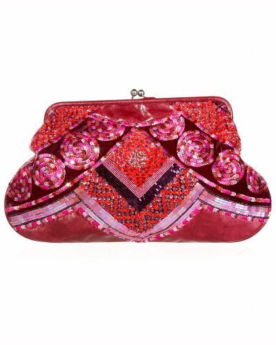 Bebe Embellished Clutch