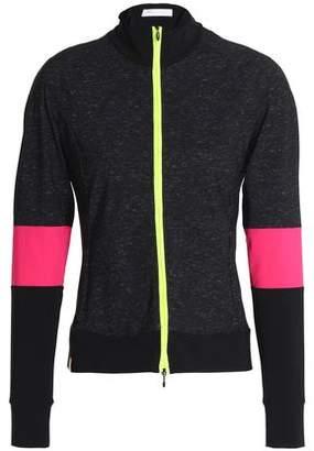 Monreal London Mélange Tech-Jersey Jacket