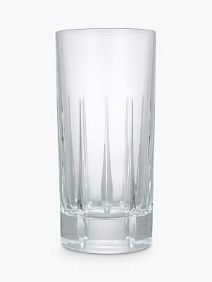 John Lewis & Partners Glacier Highball Glasses, Clear, 360ml, Set of 2