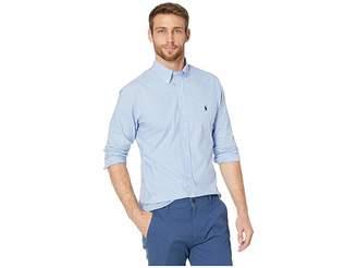 Polo Ralph Lauren Slim Fit Poplin Sports Shirt