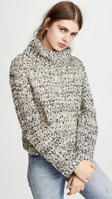 Moon River Marled Sweater