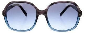 Prada Oversize Square Sunglasses