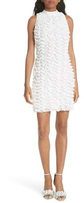 Ted Baker Ruffled Tunic Dress