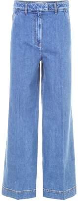 Fendi Stone Wash Jeans