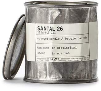 Le Labo Santal 26 Vintage Candle