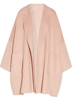 Helmut Lang Wool And Cashmere-Blend Coat