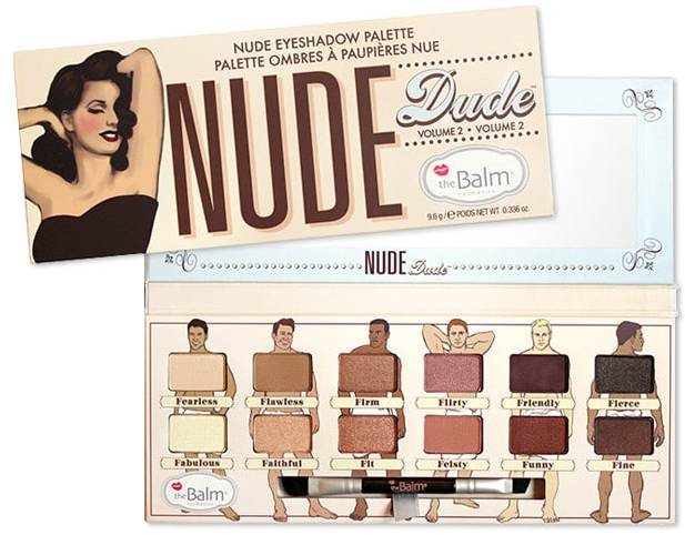 FOREVER 21+ theBalm Nude Dude