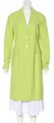 Agnona Lightweight Wool Coat w/ Tags