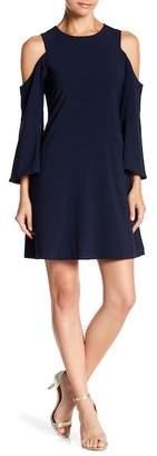 Lucy Paris Megan Cold Shoulder Dress