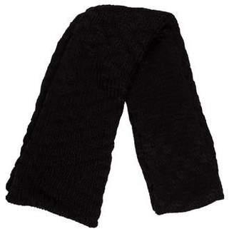 Y-3 Wool Knit Scarf
