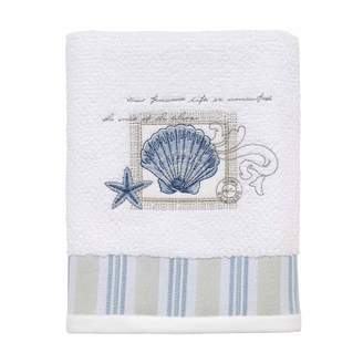 Avanti Island View Embroidered Towels