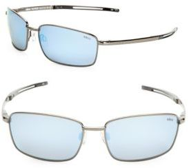 60MM Pilot Sunglasses $199 thestylecure.com