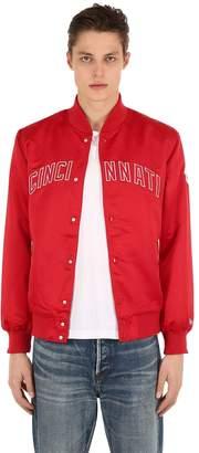 New Era 1990 Ws Winners Varsity Jacket