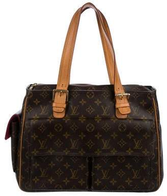 4771402ef9d46 Louis Vuitton Monogram Multipli-Cité Bag