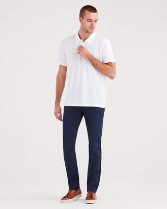 7 For All Mankind Total Twill Adrien Slim Tapered with Clean Pocket in Navy