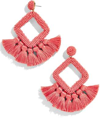 BaubleBar Tassel Statement Earrings