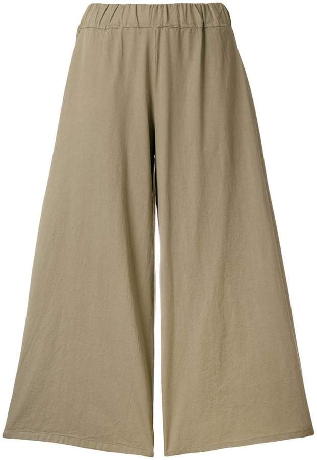 Labo Art Weite Cropped-Hose