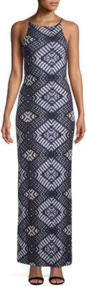 Rachel Pally Orora Geometric Print Dress