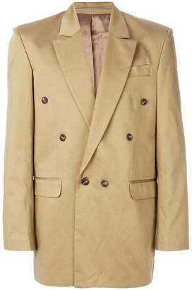Martine Rose double-breasted blazer