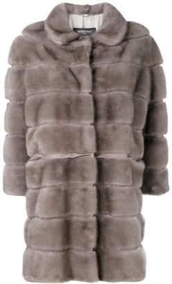 Simonetta Ravizza straight fit fur coat