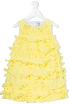 Simonetta ruffled dress