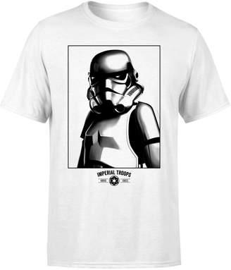 Star Wars Imperial Troops Men's T-Shirt
