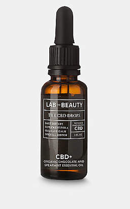 Lab to Beauty Women's The CBD Drops Chocolate Mint