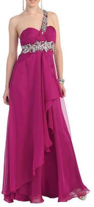 Asstd National Brand Semi Formal Long Formal Dress