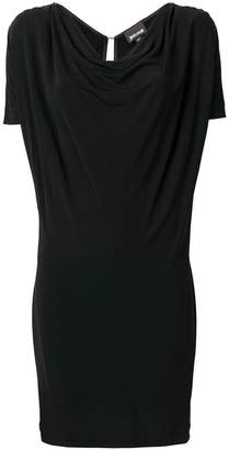 Just Cavalli scoop neck dress