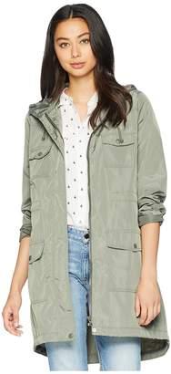 BB Dakota Into The Wild Lightweight Raincoat Women's Coat