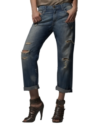 Current/Elliot The Boyfriend Wishing Well Jeans