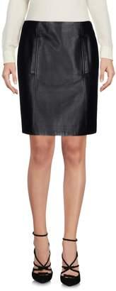 Yves Salomon Knee length skirts
