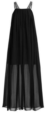 Pierre Balmain Metal Strap Dress