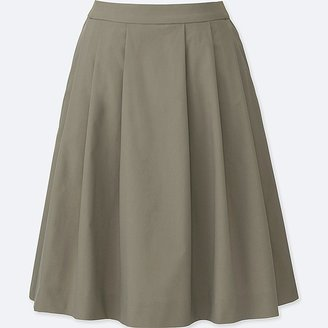 Uniqlo Women's Dry Stretch Tucked Skirt