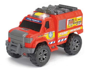 Optimum Fulfillment Dickie Toys - Light And Sound Motorized Fire Rescue Vehicle