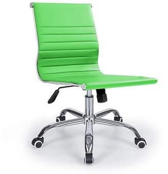 Wrought Studio Gazaway Armless Ergonomic Office Chair