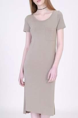 Double Zero Tee Shirt Dress