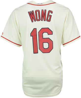 Majestic Men Kolten Wong St. Louis Cardinals Replica Jersey